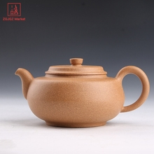 Authentic Chinese Kung Fu Tea Set Antique Tea Pot Handmade Yixing Pot Duanni Pug Kettle Great Master Works(China)
