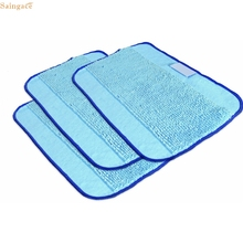 Saingace 3PC Pro-Clean Mopping Cloths for Braava Floor Mopping Robot 380 380T  38UY DROP SHIP