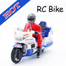 New 5CH RC Motorcycle With Light  Miniature Motorcycle Simulation Model Remote Control Motorcycle Best Gifts Free Shipping!!!