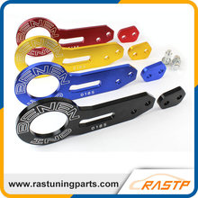 RASTP - High Quality Car Styling Double Lettering BENEN -0185 Rear Tow Hook Set (red,blue,black,purple,gold) LS-TH002