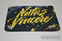 1pc OEM SteelSeries Mouse Pad QCK+ Natus Vincere gaming gamer large size mice mat 400mm*450mm*4mm