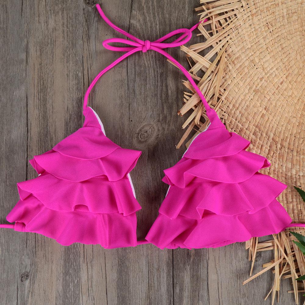 NEW Brazilian Bikini Set Sexy Push Up Swimwear Women's Swimsuit Bathing Suits Swimming Suit For Women Maillot De Bain E045 25