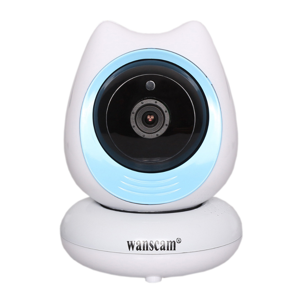 Wanscam Wireless Wifi HD 720P IP Camera Security System Night Vision IR Webcam Pan Tilt <br><br>Aliexpress