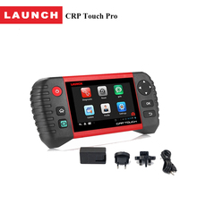 LAUNCH CRP TOUCH/ TOUCH PRO obd2 car diagnostics tool battery management registration multimeter digital for car auto(China)