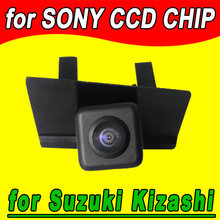 Color Sony CCD chip Rear view backup reverse car camera cam for Suzuki Kizashi NTSC PAL ( Optional)