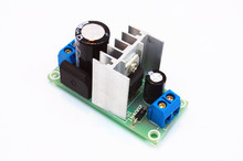 L7824 voltage regulator rectifier module AC DC power module fixed output 24V 1.2A(China)