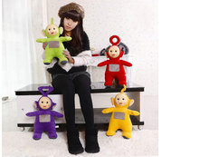 Free Shipping 25CM Stuffed Dolls Teletubbies Vivid Dolls High Quality Hot Selling Plush Toys