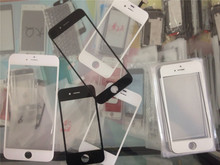5pcs/lot  Hight quality Front Outside glass Panel screen lcd lens repair Replacement For iPhone4s 5s 6s