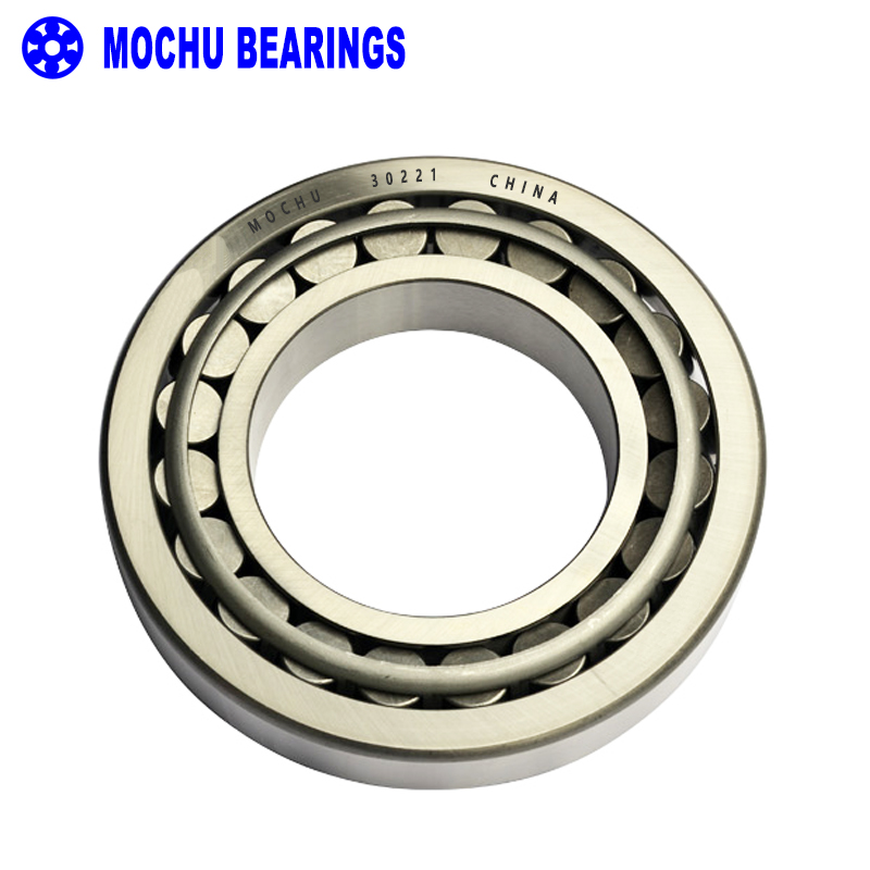 1pcs Bearing 30221 105x190x39 30221-A 30221J 7221E Cone + Cup High Quality Single Row Tapered Roller Bearings<br>