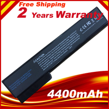 Laptop battery for HP 8460P QK642AA CC06 for ProBook 6360t Mobile Thin Client 6360b 6460b 6465b 6470b 6560b 6565b 6475b