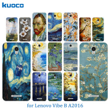 Buy Lenovo Vibe B A2016 A1010 A20 Plus APlus A1010a20 1010 A2016A40 Soft Phone Cases Silicone Van Gogh Pattern Cover for $1.25 in AliExpress store