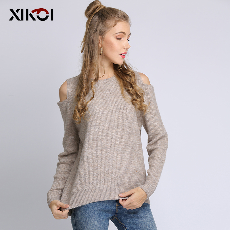 Womens Winter Full Long Sweater Clothing Casual Novelty Sweaters Pullovers