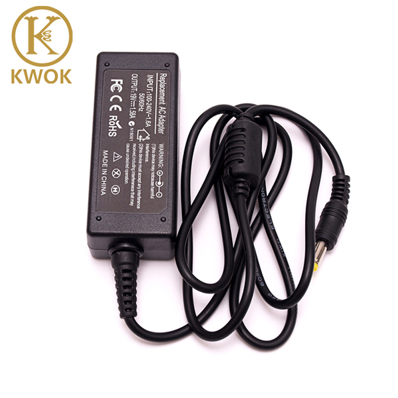 Universal Power Adapter 19V 1.58A AC Adapter Charger For dell Mini 9 10 11 12 910 1210 Vostro A90 A110L A150L New Free Shipping(China)