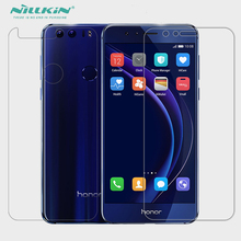 Whole Unit Plastic PET Material Honor 8 Back Protective Film + Screen Protector For Huawei Honor 8