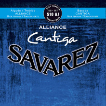 High Quality Savarez Classic Guitar Strings Carbon Fiber 510AJ 510AR 510ARJ Cantiga KF-Alliance 6 Strings For Classical Guitar O