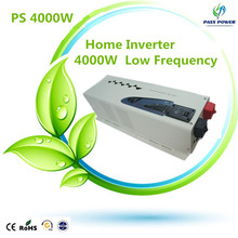 Factory Directly Sell Off Grid Inverter Pure Sine Wave 4000W 4KW Low Frequency Home Inverter 4000W(China)