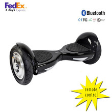 China Dropship 10inch electric hoverboard self-balancing electric scooter hoverboard Bluetooth