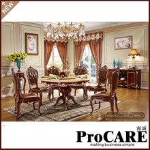 Buy procare Solid wood Dinning table with dining room set