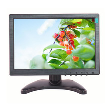 Buy H1016 10.1 inch 16:9 TFT Security monitor BNC monitor PC/AV/BNC/HDMI/USB monitor for $73.80 in AliExpress store