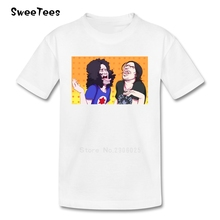 Game Grumps Children T Shirt Pure Cotton Short Sleeve Round Neck Tshirt Clothing Boys Girls 2017 Discount T-shirt For Kids