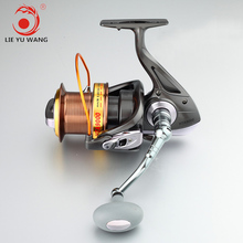 13BB 4.6:1 Long Cast Reel Surf Casting Spinning Fishing Reel Salt Water Distant Long Shot Wheel Pesca Light Spool Reel