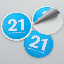 Good printability custom keyboard stickers and excellent processing performance Feature and Custom paper label sticker--DH12506