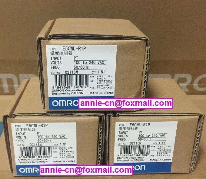 E5CWL-R1P  New and original OMRON  AC100-240V<br>