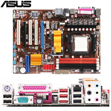 original Used Desktop motherboard For ASUS M4A77TD PRO A77 support Socket AM3 4*DDR3 support 16G 5*SATA2 ATX(China)