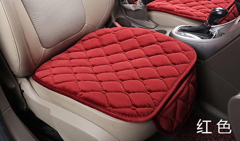 velvet car seat cover 2