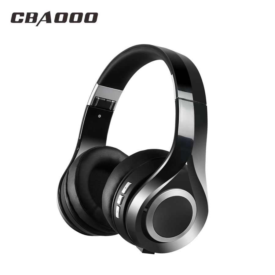 Wireless Bluetooth Headphone Wireless Headset Bluetooth 4.1 Hi-Fi Subwoofer Stereo Headset with Microphone<br>