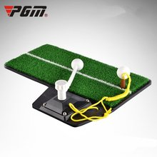 PGM 3in1 Indoor/Outdoor Mini Golf training Aids for Beginner Golf Swing Trainer Set