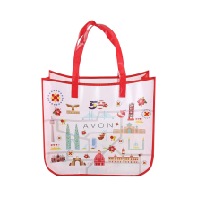 Custom Promotional PP woven bag with Lamination for events(China)