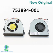 NEW DFS470805CL0T FFG7 753894-001 CPU FAN FOR HP 15-G000 15-G100 15-R000 15-R100 15-G029WM 240G3 CPU COOLING FAN
