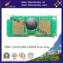 (CS-DH2500D) imaging unit reset chip for HP CC3964A CC3964 CC 3964A 3964 laserjet 1500 2500 2550 free shipping by Fedex