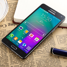 Original Samsung galaxy A5 mobile phone A5000 Dual SIM / A500F Unlocked  LTE 4G 5.0'' 13 MP camera , Free DHL-EMS Shipping