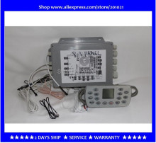 SPA PARTS CONTROL SYSTEM CHINESE HOT TUB CONTROL PACK CONTROLLER DELUXE JAZZI KL8-3 TCP8-3 china spa spas