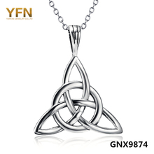 GNX9874 100% Real Pure 925 Sterling Silver Luck Jewelry Necklaces & Pendants Fashion Jewelry Monkey Year Gifts For Women(China)