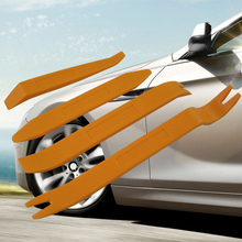 Buy 4pcs Auto Car Radio Door Clip Panel Trim Removal Tool Dash Audio Removal Installer Pry Tool for $1.17 in AliExpress store