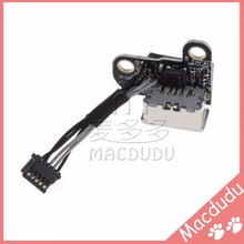 "10X New 922-9176 power Board DC IN jack for 13.3"" Macbook A1342 2.26-2.4GHz White Unibody *Verified Supplier*(China)"