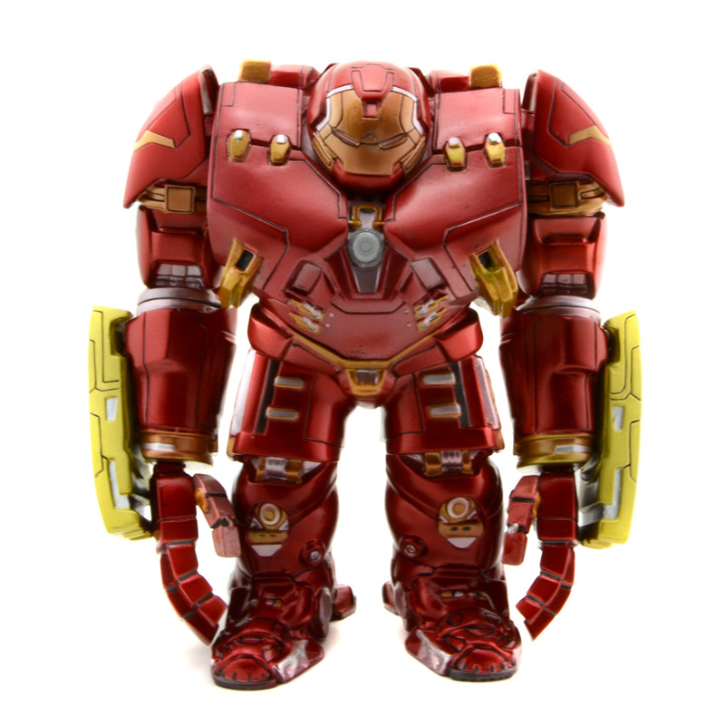 Starz Superhero Iron Man Mark 44 Hulk Buster Tony Stark Static Model Comic Anime Figures Kids Toys Christmas Gifts<br><br>Aliexpress