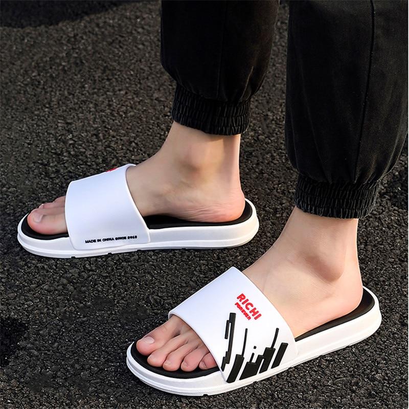Swim Sandals Slippers Hollow Non-Slip Home Shoes Summer Shower Outdoor Indoor