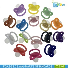 Wholesale Manufacturer Funny Design Bpa Free Silicone Adult Baby Pacifier