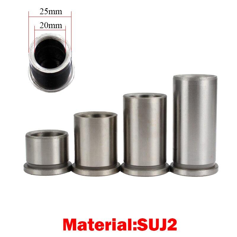 "Metric Steel Bushings //Spacer//Sleeve 20 MM OD X 5//8/"" ID X 35 MM Long 1 Pc"
