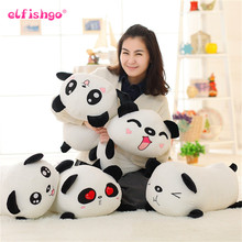 Panda Doll Pillow, Panda Plush Toy, Peluche Panda Toy Hug Bear Stuffed Animal Doll For Girl 40cm