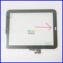 "Black New 9.7"" TCP97A56 V1.0 For Newsmy Newman S9 Dual Core M37 CUBE U20GT Window N90S Capacitive Touch Screen Digitizer Repair"