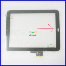 "Black New 9.7"" TCP97A56 V1.0 For Newsmy Newman S9 Dual Core M37 CUBE U20GT Window N90S Capacitive Touch Screen Digitizer Repair(China)"