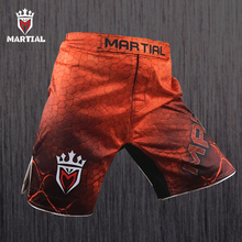 Martial Official Store sublimation printing MMA fight shorts men's boxing clothing