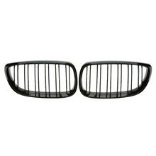 One Pair of Car Gloss Black Front Grille Decoration Grilles for BMW E92 2006-2009(China)