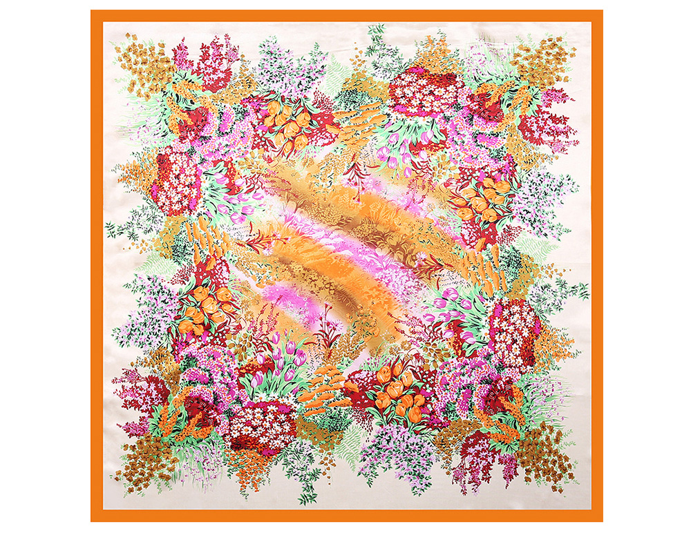 floral print scarf (9)