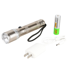 long-range zoom waterproof outdoor xenon lamp strong light flashlight tactical torch light 1*18650 battery flashlights DP-1502